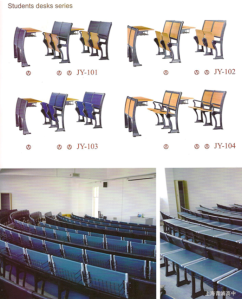 13 school chairs