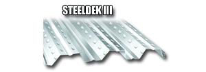 18A steel deck