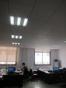 4B fiberglass ceilings
