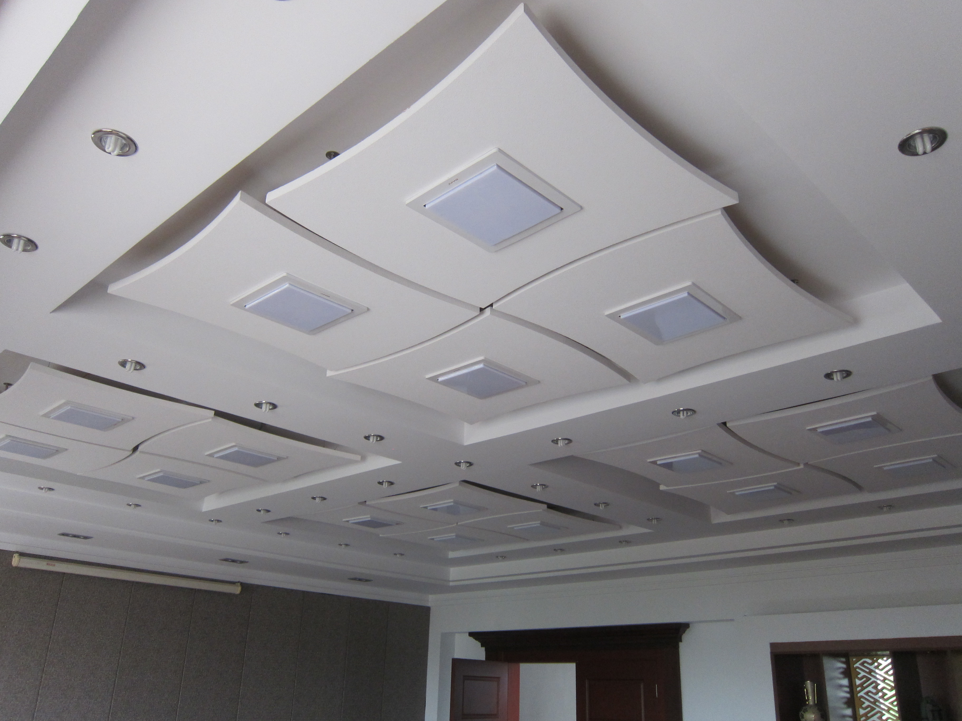 Acoustic ceiling boards and accessories global building materials 5a fiberglass sound scapes dailygadgetfo Images